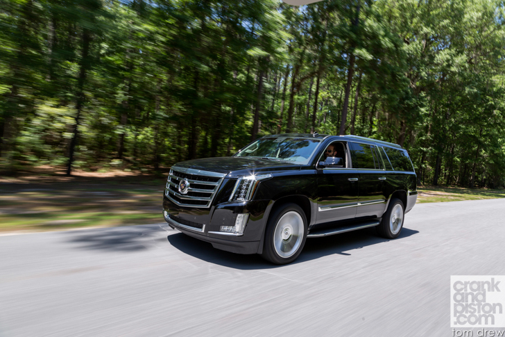 2015 cadillac escalade esv refreshed urban cool. Cars Review. Best American Auto & Cars Review