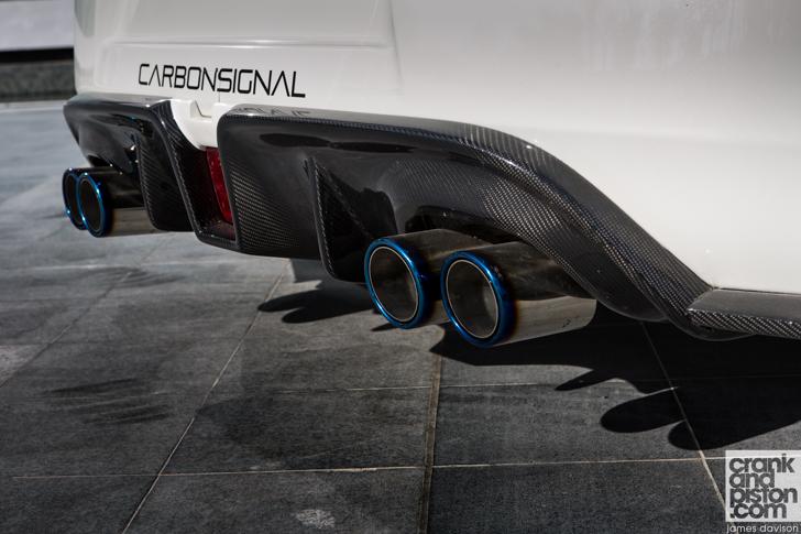 Carbon Signal 370Z