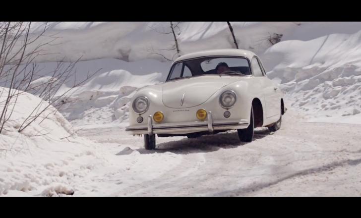 Porsche 356a jeff zwart