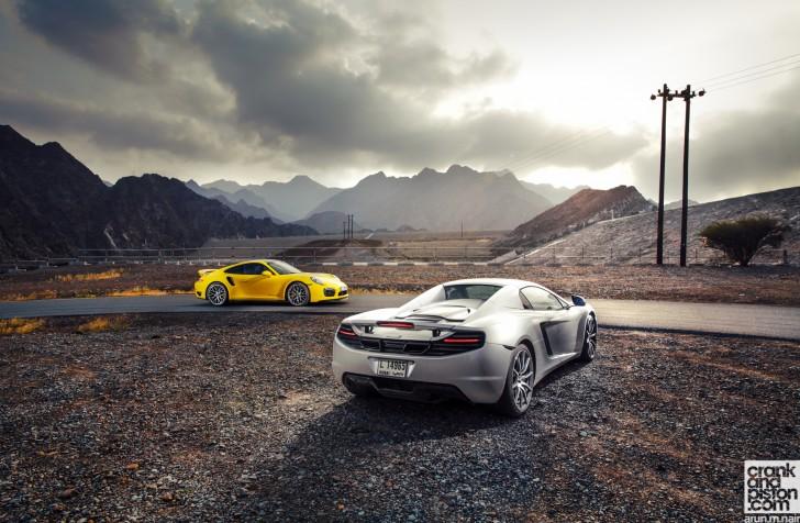 Porsche-911-Turbo-S-McLaren-12C-Spider-Wallpaper-08