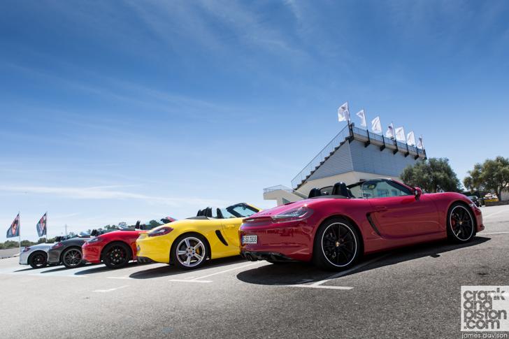 Porsche Boxster GTS-Cayman GTS -1