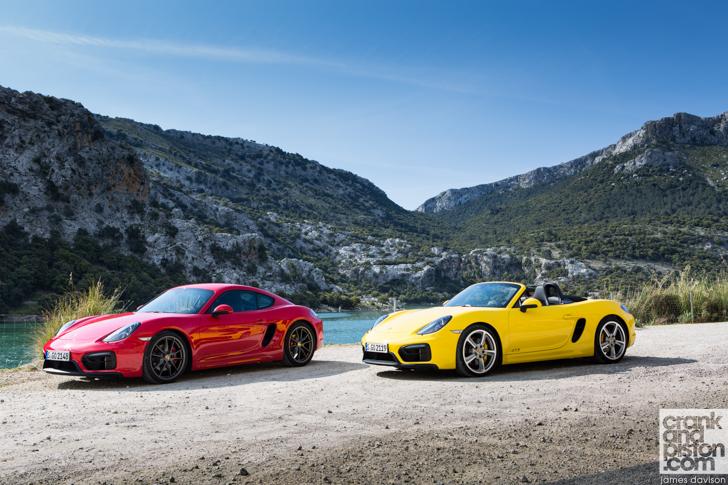 Porsche Boxster GTS-Cayman GTS -14