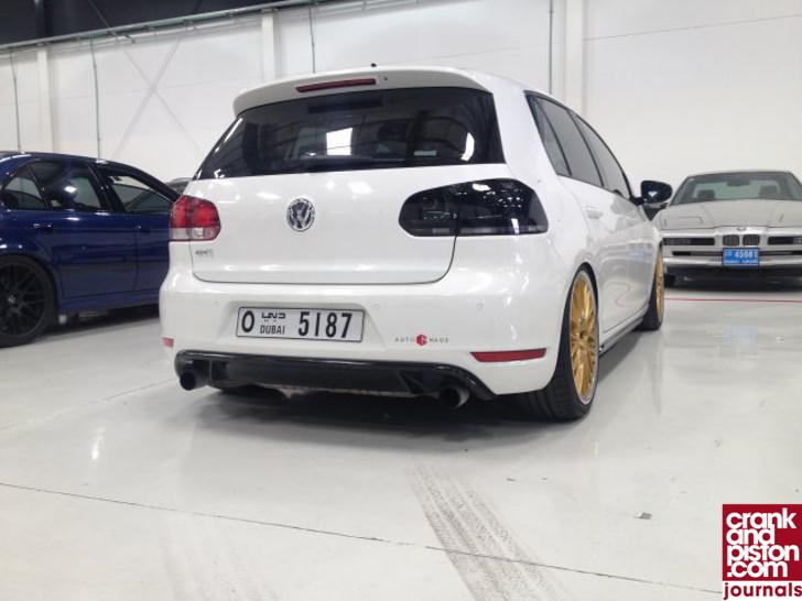 VW Golf-3