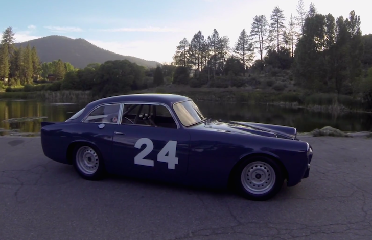 1959 Peerless GT