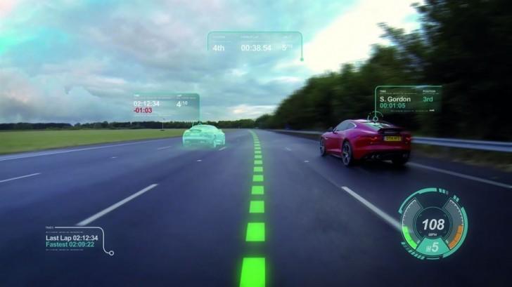 virtual windscreen