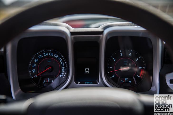BMW 435i M-Sport vs Chevrolet Camaro ZL1-14