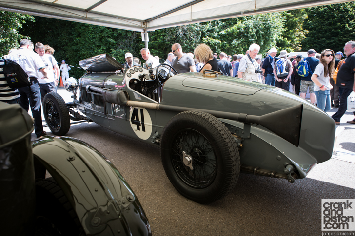 Bentley at Goodwood Festival of Speed 2014-11