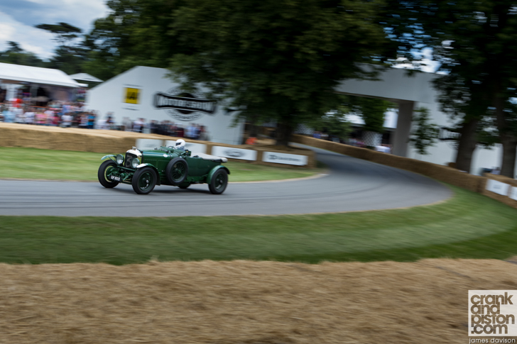 Bentley at Goodwood Festival of Speed 2014-23