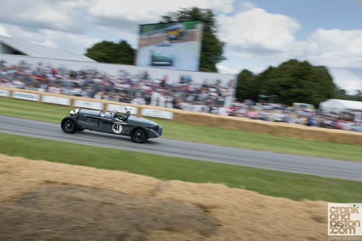 Bentley at Goodwood Festival of Speed 2014-25