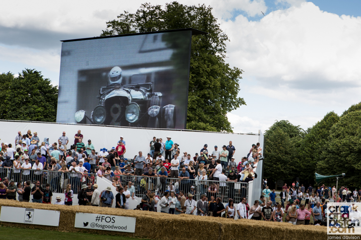 Bentley at Goodwood Festival of Speed 2014-26