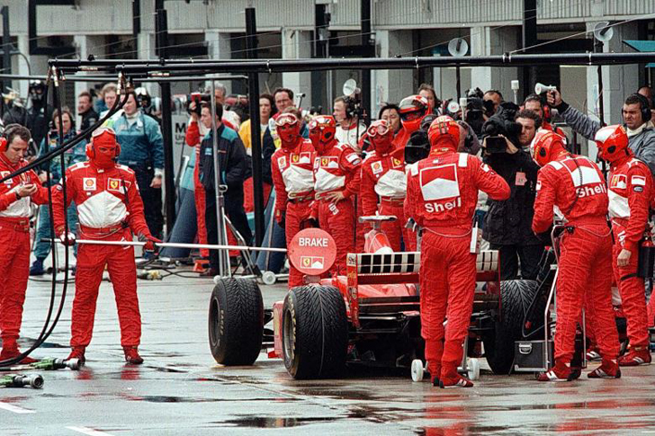 F1 Preview British Grand Prix 1998-01