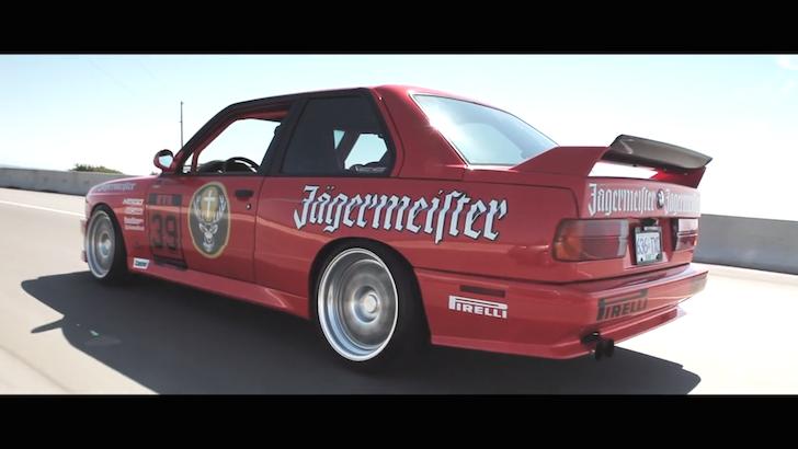 Jägermeister BMW E30 M3