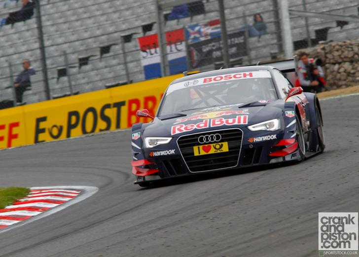 Audi RS 5 DTM-25