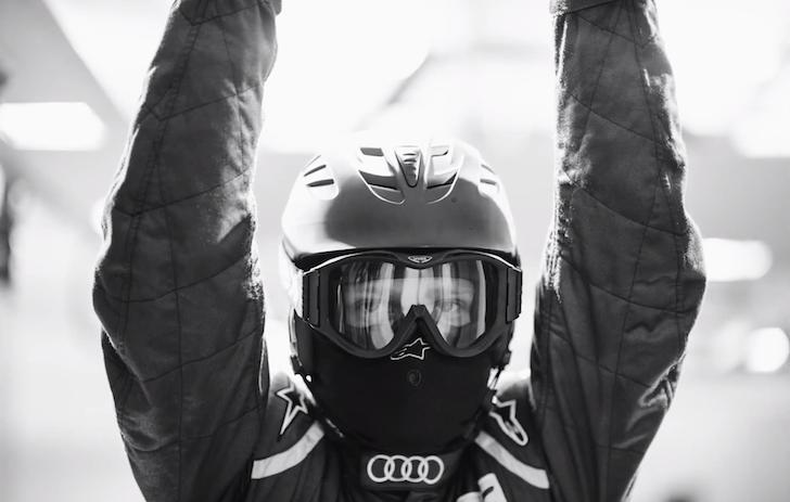 Camden Thrasher. Le Mans