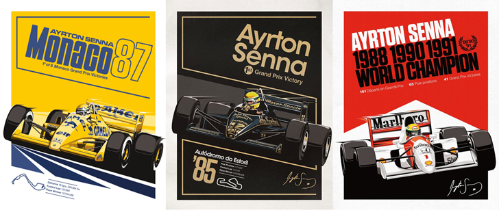 Collector-Studio-Ayrton-Senna-Tribute-Poster-Set-01