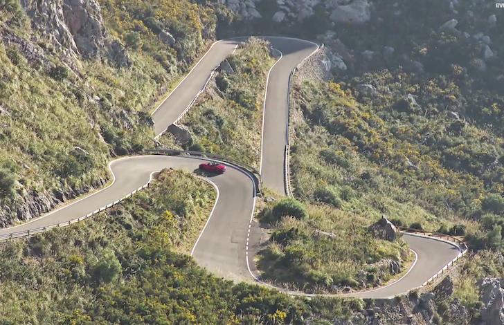 EVO. Porsche Boxster GTS. Mallorca