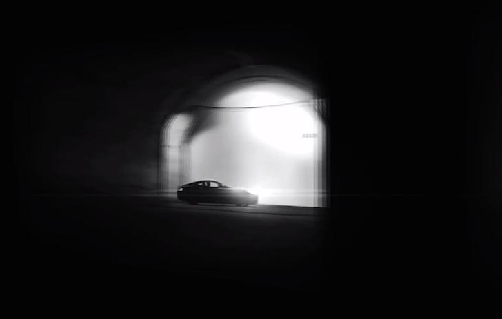 Aston Martin Tease