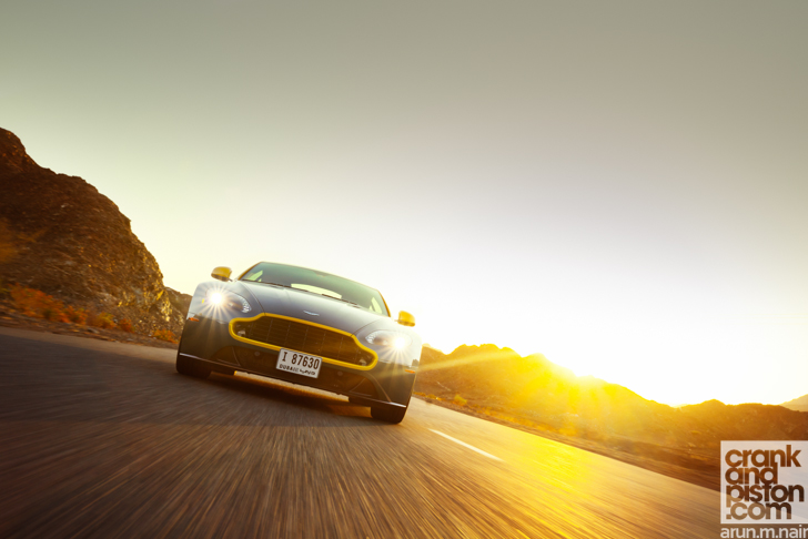 Aston Martin Vantage N430-01