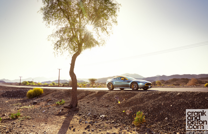 Aston Martin Vantage N430-10