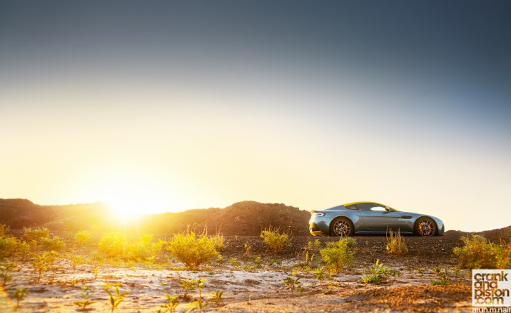Aston Martin Vantage N430 Wallpapers-04