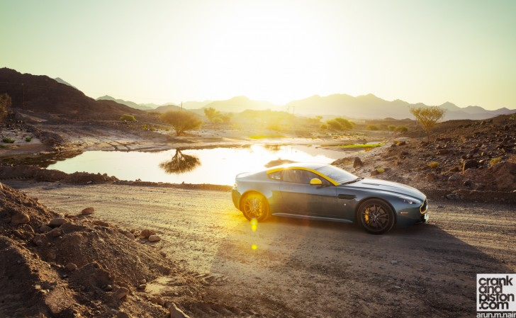 Aston Martin Vantage N430 Wallpapers-05