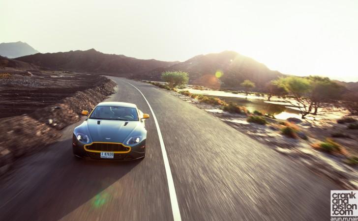 Aston Martin Vantage N430 Wallpapers-07