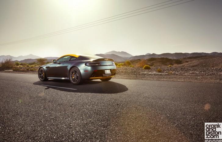 Aston Martin Vantage N430 Wallpapers-10