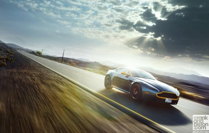 Aston Martin Vantage N430 Wallpapers-11