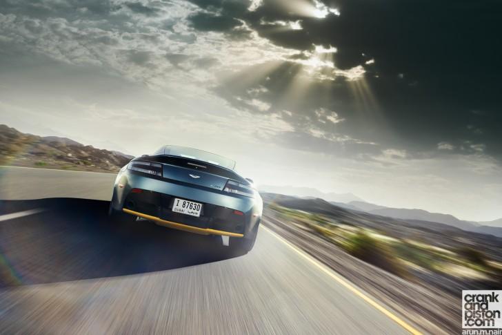 Aston Martin Vantage N430 Wallpapers-12