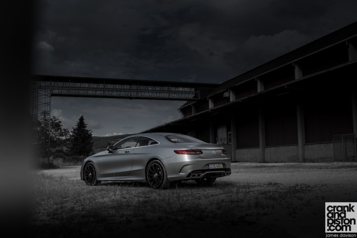 S 63 Amg Wallpaper: Mercedes-Benz S 63 AMG Coupe