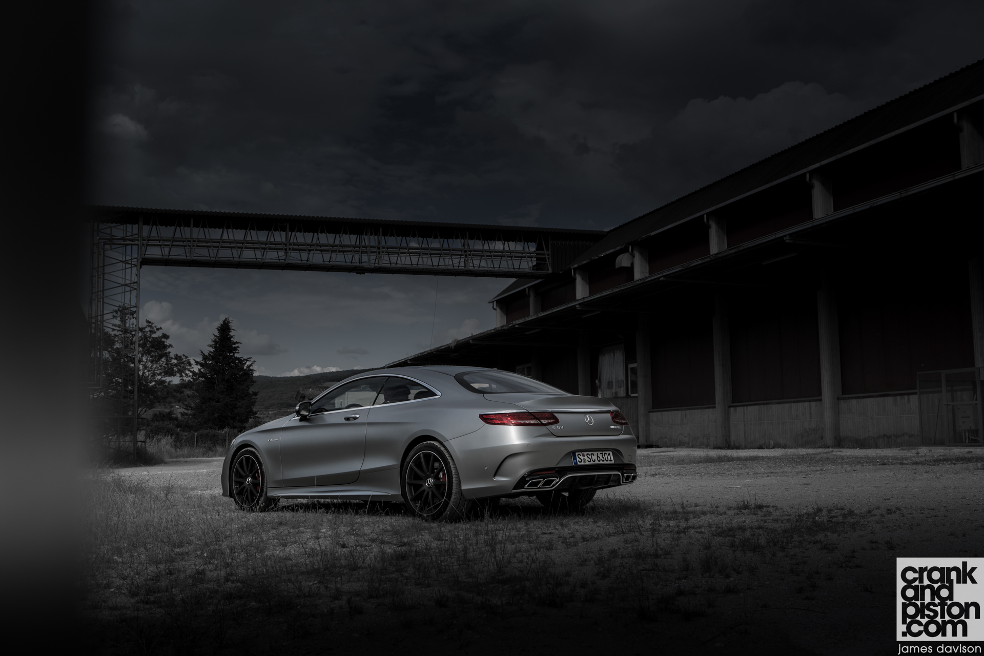 S 63 Amg Wallpaper: HIGH RESOLUTION Downloadable Desktop Wallpapers