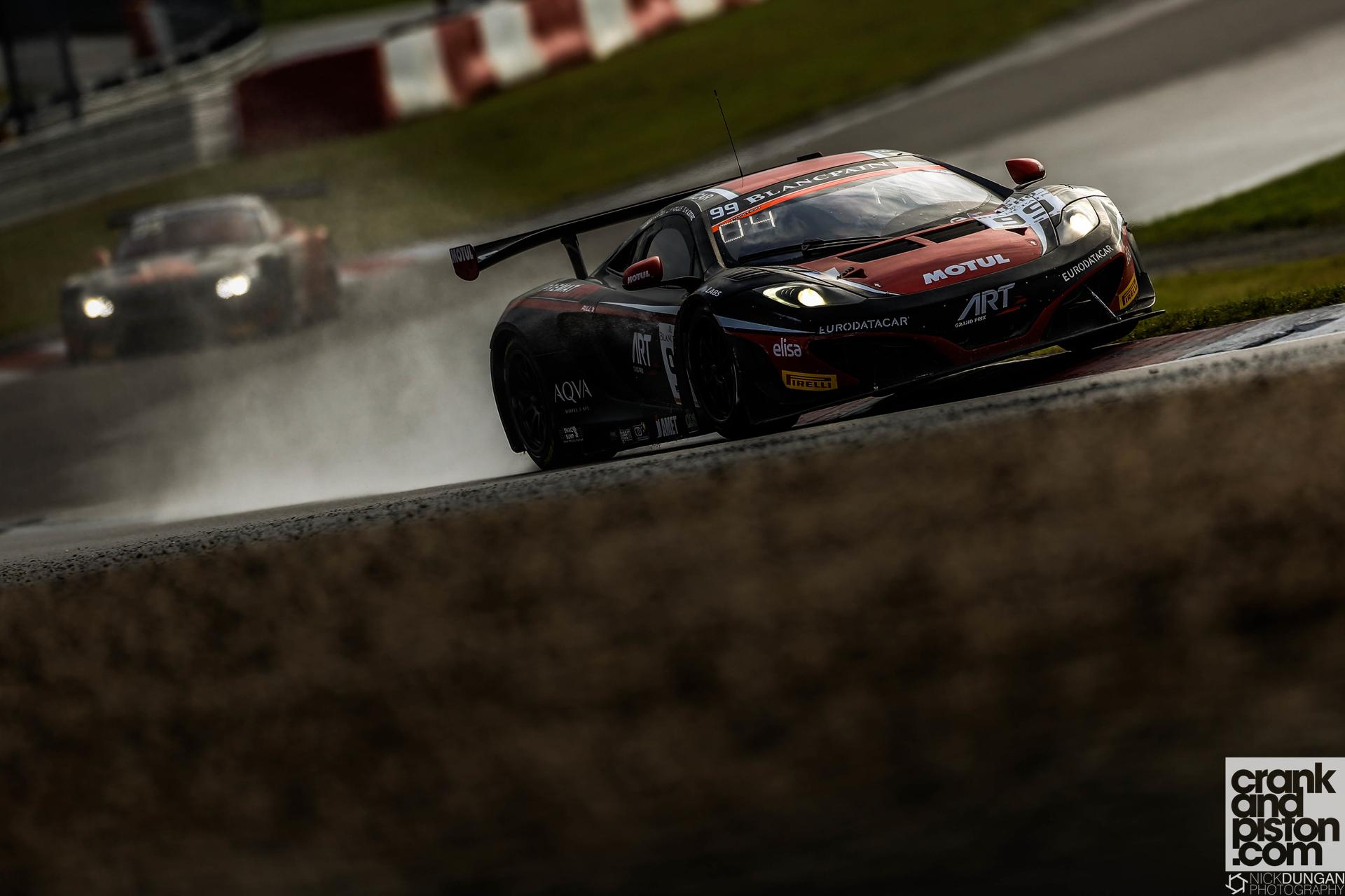 Alexandre Premat, Gregoire Demoustier, Alvaro Parente|ART Grand Prix|McLaren MP4-12C - Blancpain i-Racing N¸rburgring 1000 at N¸rburgring -  - Germany