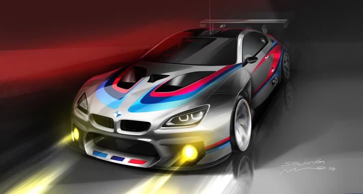 BMW M6 GT3-01