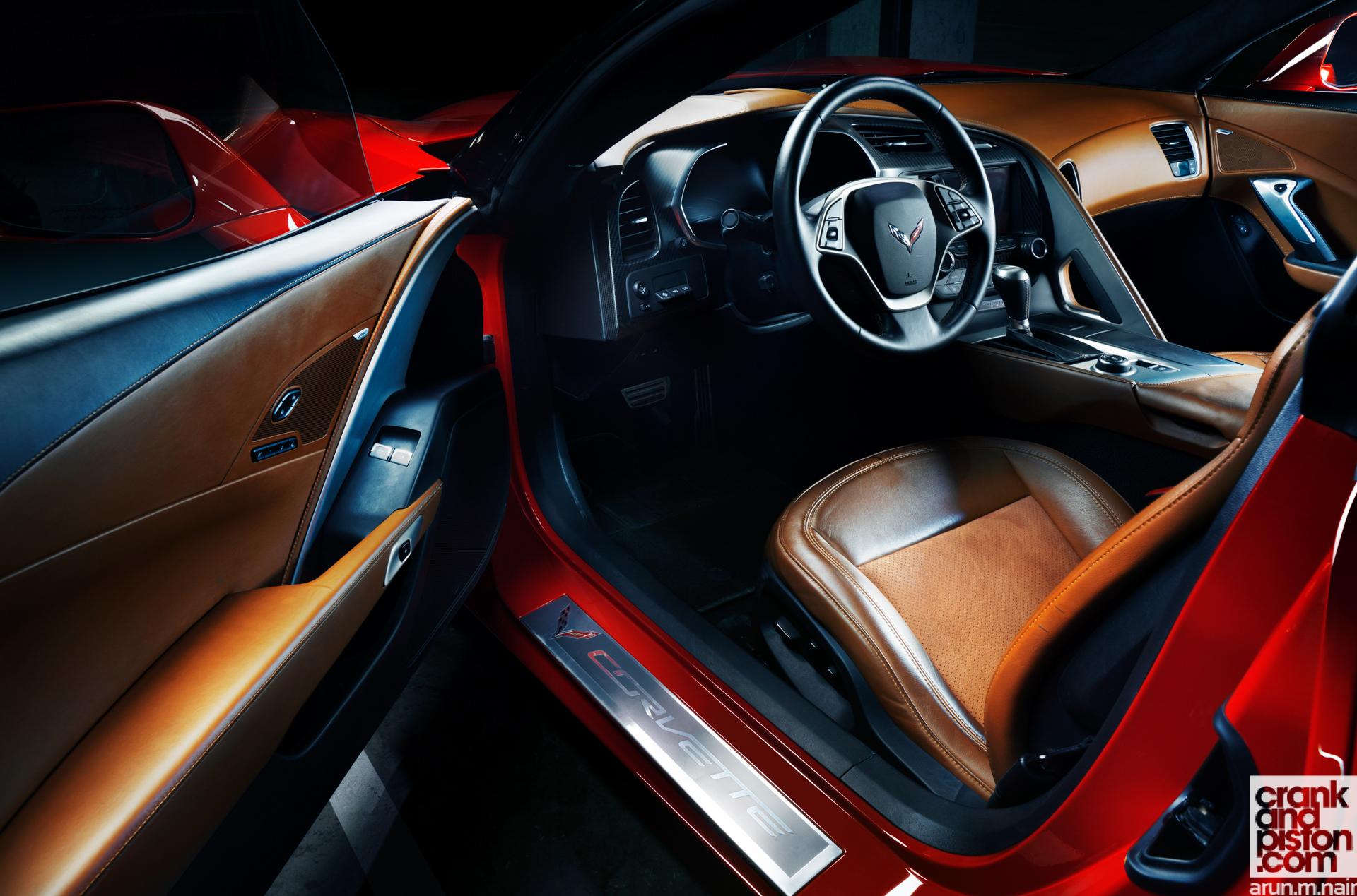 Corvette C7 Stingray Wallpaper-03