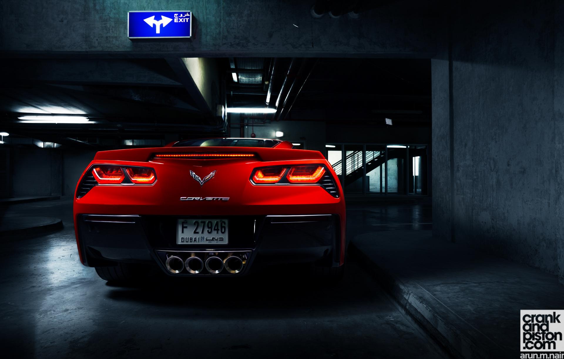 Corvette C7 Stingray Wallpaper-08