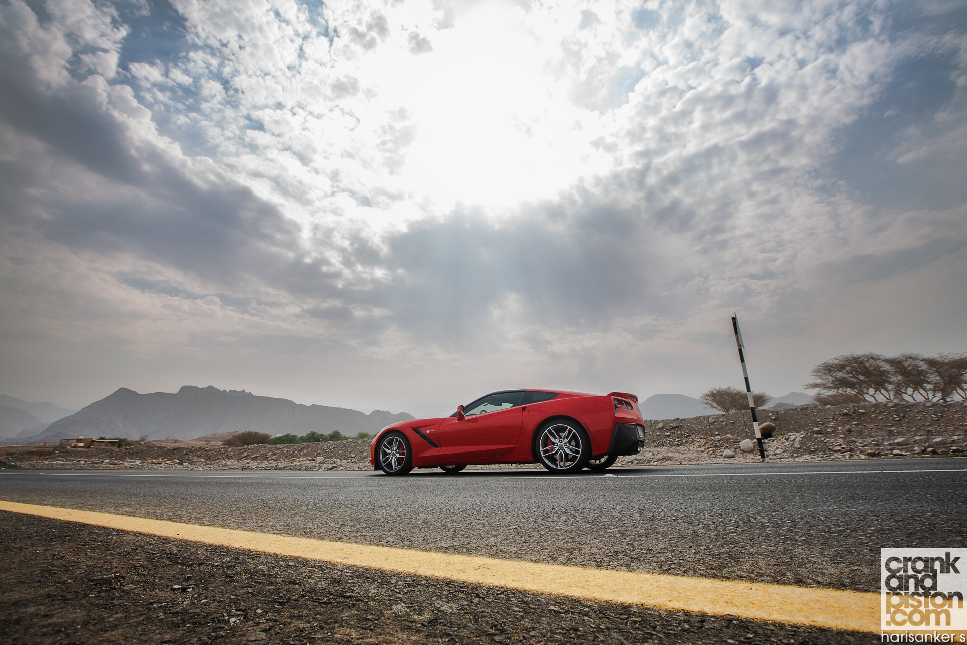 Corvette C7 Stingray Wallpaper-16