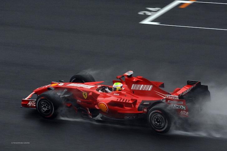 F1 Preview 2007 Japanese Grand Prix Felipe Massa Ferrari