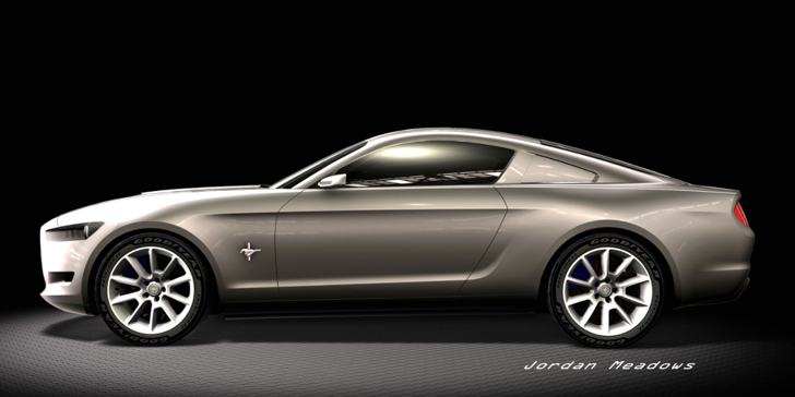 Ford Mustang Past Present Future-16