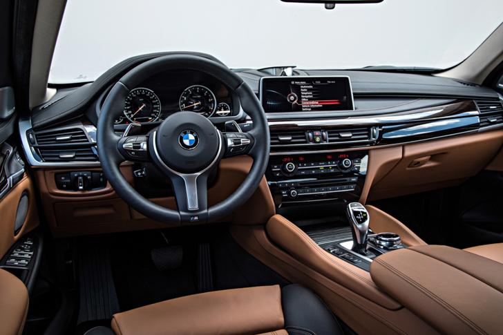 New BMW X6-103