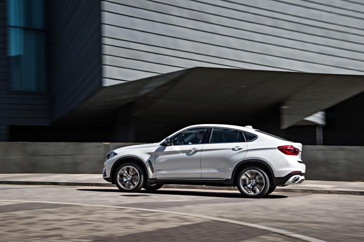 New BMW X6-80