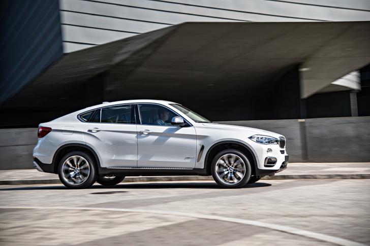 New BMW X6-82