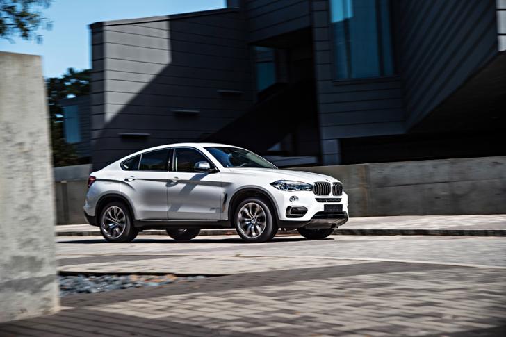New BMW X6-83