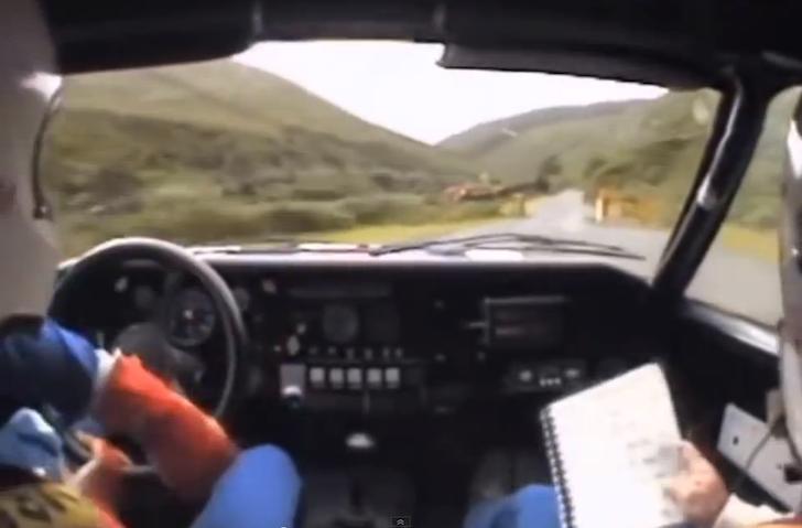 1983 Rothmans Manx International Ari Vatanen Terry Harryman Opel Manta 400 Duke Video 01