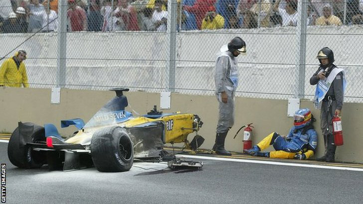2003 Brazilian Grand Prix crankandpiston-01
