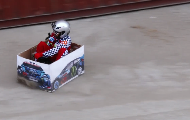 Crazy Cart Gymkhana TWO the Ultimate Ken Box Sequel 01