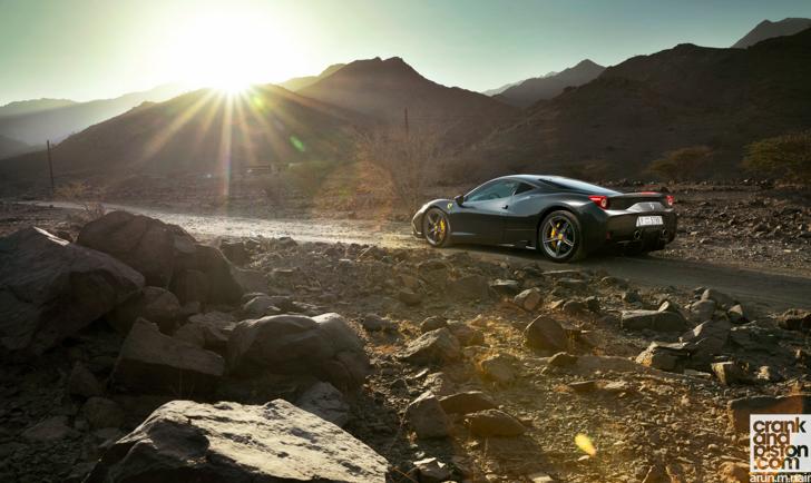 Ferrari 458 Speciale crankandpiston-06