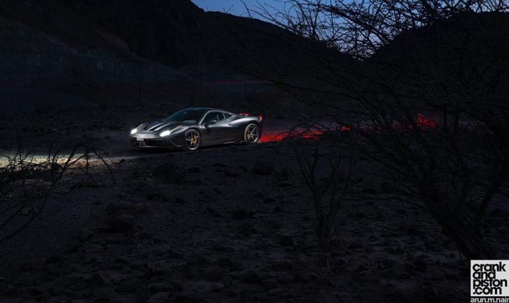 Ferrari 458 Speciale crankandpiston-09