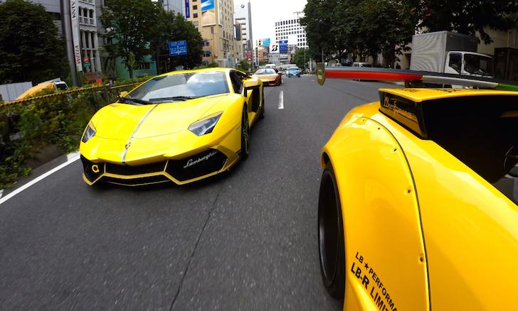 GoPro Hero4 Japanese Street Culture 01