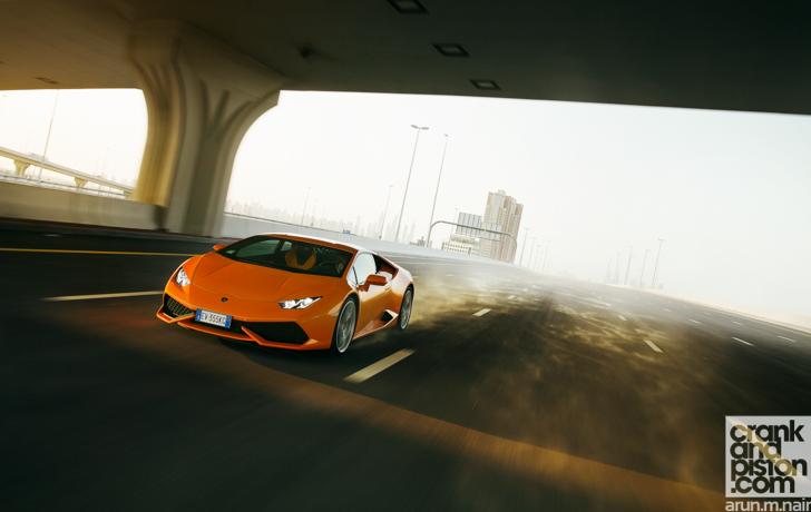 Lamborghini Huracan Dubai-20