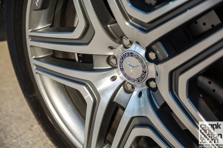 Mercedes-Benz GL 500 Management Fleet (November)-08